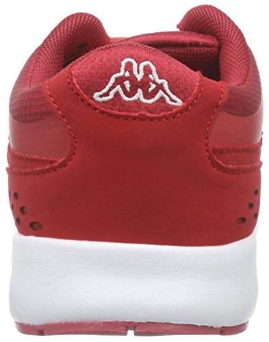 Kappa MILLA Damen Sneakers Rot (1910 chili/white)