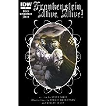 Frankenstein Alive, Alive #4 (Frankenstein Alive, Alive!)