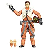 Star Wars: The Force weckt schwarz Serie 15,2 cm PoE Dameron (Rebsorte)