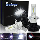 H4 LED Auto Scheinwerfer Birnen Kit - Safego...