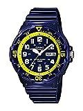 Casio Reloj Analógico para Hombre de Cuarzo con Correa en Plástico MRW-200HC-2BVEF