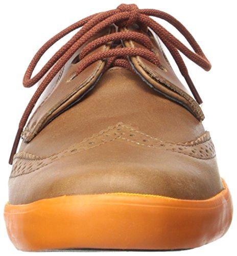 Camper Jim K100047-005 Chaussures habillées Homme Marron