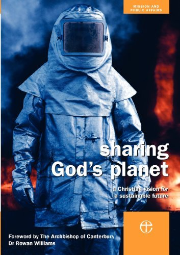 Sharing God's Planet: A Christian Vision for a Sustainable Future by Mission and Public Affairs Council (2012-02-02)