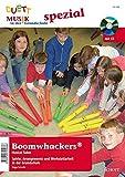 Boomwhackers : Ausgabe mit CD. (Musik in der Grundschule spezial) - Frigga Schnelle
