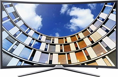 Samsung M6399 138 cm (55 Zoll) Curved Fernseher (Full HD, Triple Tuner, Smart TV)
