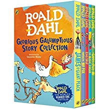 Roald Dahl's Glorious Galumptious Story Collection (Roald Dahl Box Set)