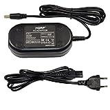 HQRP Netzadapter / Netzteil für Casio Exilim EX-Z700, EX-Z750, EX-Z850, EX-Z1000