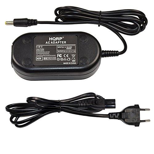 HQRP Netzadapter / Netzteil für Casio AD-C51J, AD-C52J, AD-C51G, AD-C52G, AD-C52S für Exilim Digitalkameras Exilim Digital-batterie