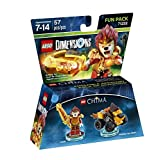 Cheapest LEGO Dimensions Chima Laval Fun Pack on PlayStation 3