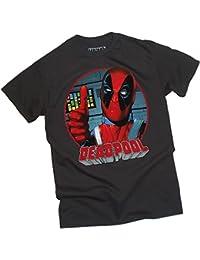 Thumbs Up -- Deadpool -- X-Men -- Marvel Comics T-Shirt