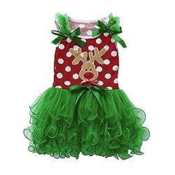 Navidad Fiesta Vestido Koly...