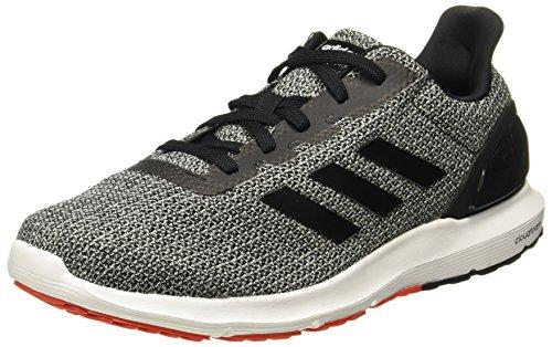 adidas Herren Cosmic 2 Fitnessschuhe, Schwarz Negbas/Rojbas 000, 43 1/3 EU
