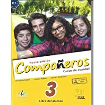 Compañeros 3 alumno. Nueva edición (Companeros)