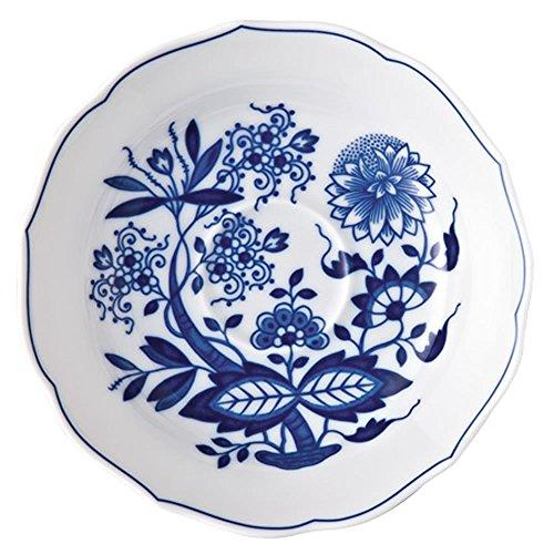 Hutschenreuther 02001-720002-14846 Zwiebelmuster Kaffee-Untertasse, 14 cm mit Spiegel, blau