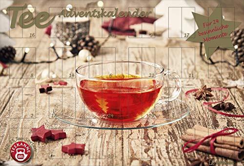 Tee-Adventskalender für Einen von Teekanne - 2019 / 2020, Teekalender (25 Beutel)