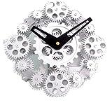 Horloge Murale avec Engrenages Visibles DynaSun GCL06-278 - NEUF