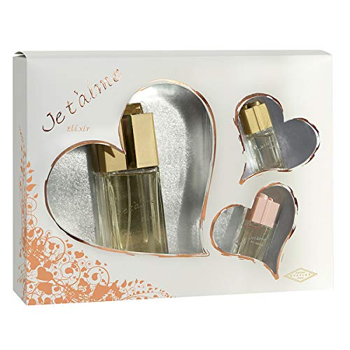 Ich Liebe Dich Elixir Coffret Eau de Parfum + 2Miniaturen -