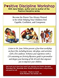 Title: Positive Discipline Workshop 5 CD Set An audio wor