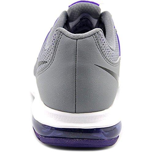 Nike Air Max Dynasty MSL Synthétique Baskets Grey-Black-Purple