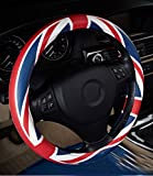 Best Bell Automotive Car Covers - Mayco Bell Unisex's Union UK Flag Steering Wheel Review