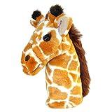 The Puppet Company Giraffe Handpuppe