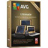 Retail ABC mit ABC-AVG Ultimate Protection 2018| 1Jahr |-Geräte-&-– Schützt alle Windows-, Android-, Mac OS X-Stollen für