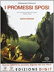 I promessi sposi - Volume unico. Con Me book e Contenuti Digitali Integrativi online