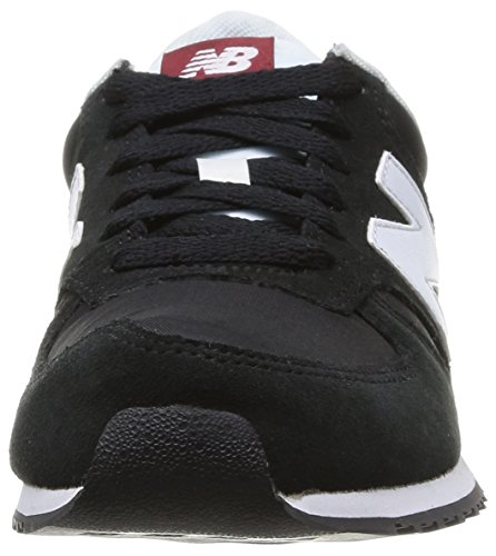 New Balance U420 Unisex-Erwachsene Sneakers Schwarz (Black/White)