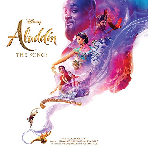 Aladdin: the Songs (Original Film Soundtrack) [Vinyl LP]