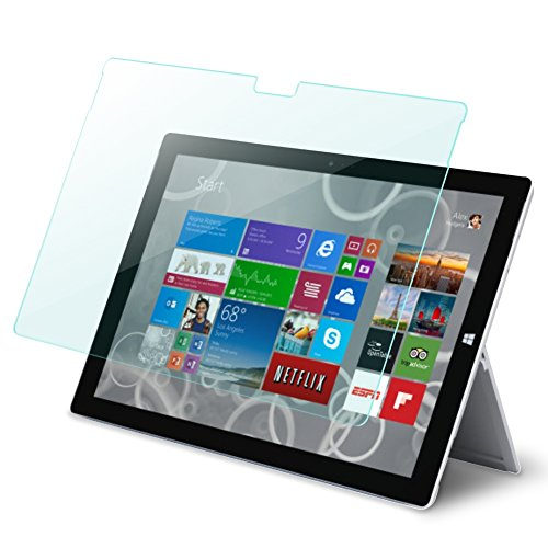 3x Screen Protectors for Microsoft Surface Pro 3 Transparent