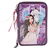 Top Model 8952 Fantasy Model 3-fach Federtasche, LED