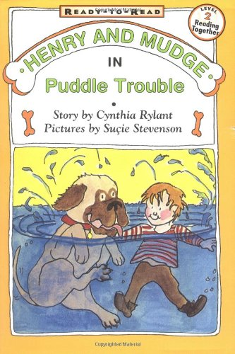 Henry and Mudge in Puddle Trouble (Ready-To-Read: Level 2)