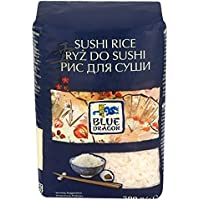 Blue Dragon Sushi 500g De Arroz (Paquete de 2)
