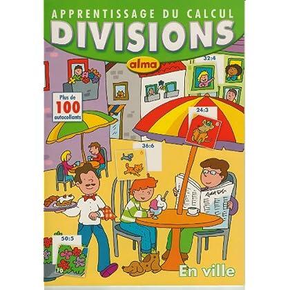 Apprentissage du calcul : Divisions