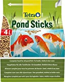 TETRA Pond Sticks - Aliment Complet en sticks pour Poisson de Bassin - 10L