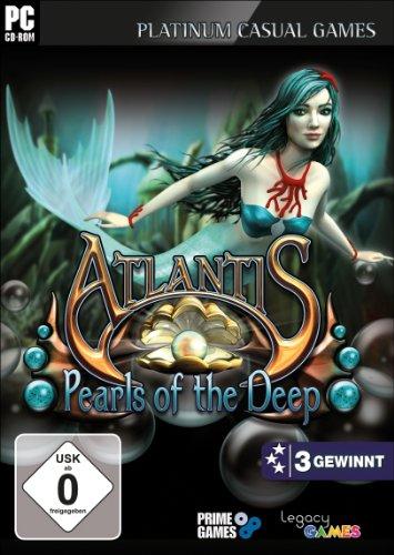 Preisvergleich Produktbild Atlantis - Pearls of Deep - [PC]