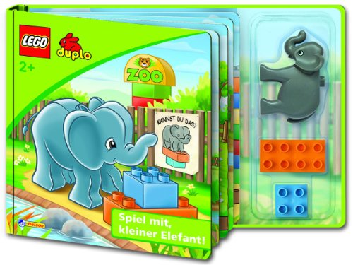Preisvergleich Produktbild LEGO Duplo - Spiel mit, kleiner Elefant!
