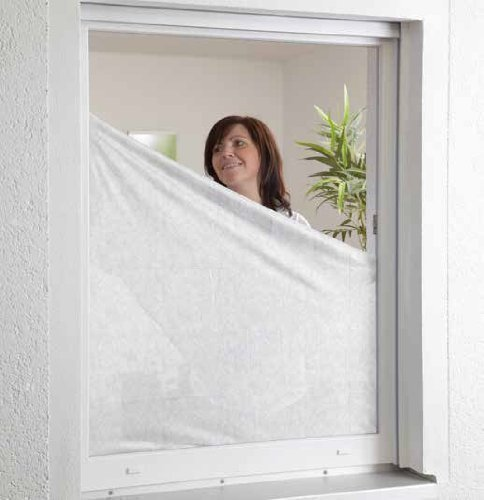 Pollenschutzgitter für Fenster