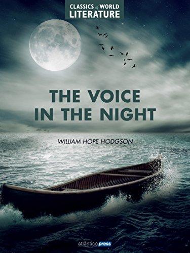 the-voice-in-the-night-classics-of-world-literature-livro-9-portuguese-edition