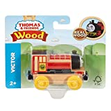 Thomas & Friends Victor, Thomas the Tank Engine Wooden Toy Engine, Toy Train, 3 Year Old