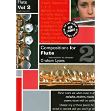 Compositions for Flute Volume 2 by Graham Lyons