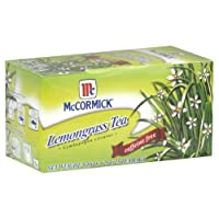 McCormick Mexican, Lemon Grass, 25-Count (Pack of 6)