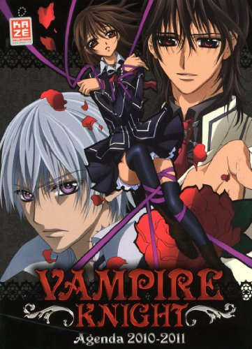 Agenda Kaze Vampire Knight 2010-211 par COLLECTIF
