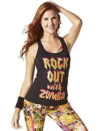 Zumba Women's Rock Out Racerback