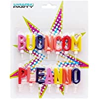 takestop® SET 14 PEZZI CANDELINE CANDELINA CANDELA buon compleanno  MULTICOLOR COLORATA TORTA PER FESTA PARTY 1a2af0aa604d