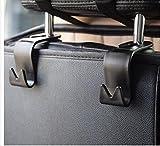 Questo Universal car sedile posteriore gancio è appositamente progettato per essere appesa generi alimentari, vestiti, ombrelli, borse, bottiglie d' acqua, giocattoli per bambini, Baby forniture e molto altro ancora  Materiale PP di alta qual...