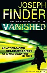 Vanished (Nick Heller Book 1)