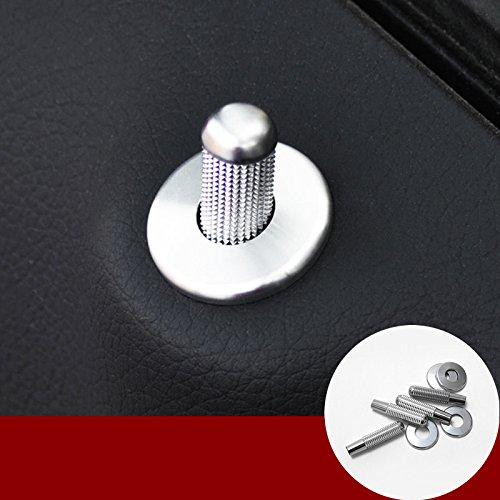 Preisvergleich Produktbild Interior Tür Lock Pin Trim Deckel