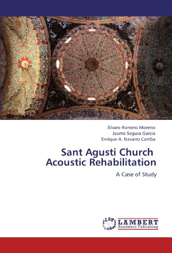 Sant Agusti Church Acoustic Rehabilitation: A Case of Study