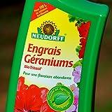Neudorff - Engrais liquide biologique géraniums et plantes fleuries 1 ...